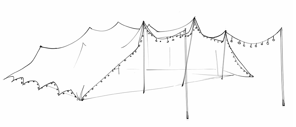 Nomad Marquees